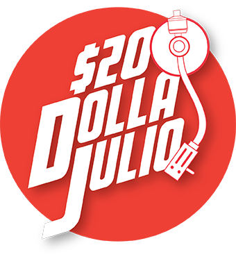 20 Dolla Julio